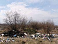 Primăria Forăşti a fost amendată pentru depozitări ilegale de deşeuri