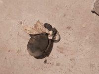 O grenadă a fost găsită în subsolul unui bloc din Suceava