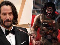 Keanu Reeves colaborează cu Netflix la un film inspirat din revista de benzi desenate BRZRKR