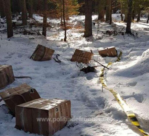 Focuri de armă în zona comunei Izvoarele Sucevei