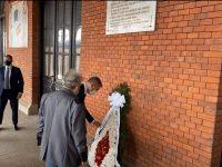 Ambasadorul Israelului a onorat, la Suceava, memoria victimelor Holocaustului din România