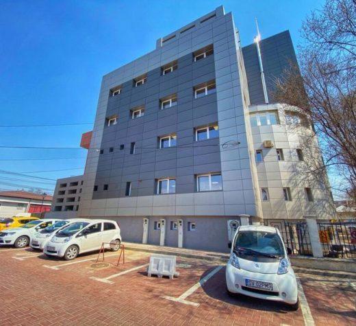 Recepţia lucrărilor la sediul Primăriei Suceava nu a fost efectuată