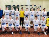 Formaţia CSU din Suceava, de neînvins la turneul în care a fost gazdă