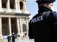 Nou incident armat la Paris