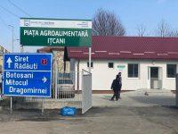 Piaţa Iţcani a fost dată în funcţiune