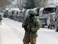 Ucraina susţine că Rusia menţine aproximativ 100.000 de militari în apropierea frontierei