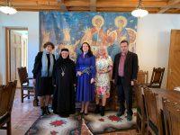 Cu bucuria zidirii în credinţă, la hramul Sfintei Mănăstiri Voroneţ