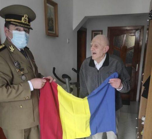 """Campania """"Alături de veterani"""" în judeţul Suceava"""