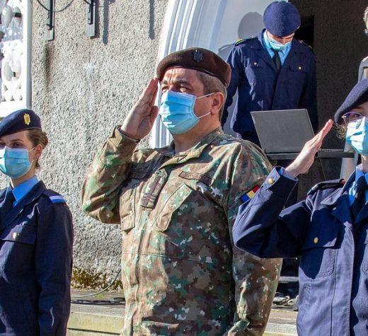 Performanţe de excepţie la nivel european, obţinute de elevii militari câmpulungeni