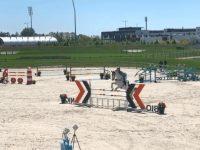 Sucevencele Octavia Ilisoi şi Sofia Semenov, calificate la Campionatul European de Sărituri Obstacole