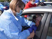 Centrul de vaccinare din maşină din parcarea Shopping City va funcţiona până la sfârşitul lui septembrie