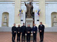 Comunitatea poloneză din Bucovina a fost vizitată de o delegaţie din Vatican