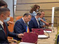CJ Suceava, municipiul Chişinău şi raioanele Rîşcani, Sîngerei şi Ştefan Vodă au semnat o înţelegere de colaborare