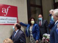Ambasadorul Franţei la Bucureşti a inaugurat Alianţa Franceză Suceava