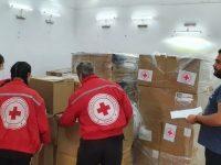Crucea Roşie Suceava a donat materiale de protecţie pentru Spitalul Vatra Dornei