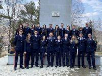 """Cei 116 absolvenţi ai Colegiului Naţional Militar """"Ştefan cel Mare"""" se apropie de zborul maturităţii"""