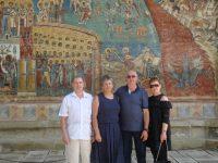 Mănăstirea Voroneţ – fereastra din inima Bucovinei prin care oricine îl poate vedea pe Dumnezeu