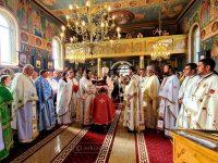 Binecuvântare arhierească în Parohia Satu Mare II, Protopopiatul Rădăuţi
