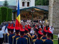 Prăznuirea Sfântului Voievod Ştefan cel Mare, la Mănăstirea Putna