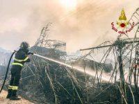 Incendiile devastează Sardinia