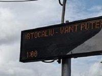 Panouri electronice de avertizare Ro-Alert