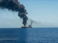 UE condamnă atacul asupra petrolierului MV Mercer Street