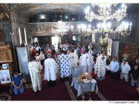 """Arhidiaconul Orest Bucevschi, comemorat în Biserica """"Sfântul Nicolae"""" din Păltinoasa"""