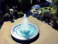 Fântâna arteziană din Parcul Copilului a fost modernizată