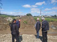 Primarul Ion Lungu a constatat întârzieri la trei proiecte