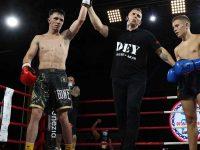 Humoreanul Mihai Rusu, în ring la cea mai spectaculoasă gală de kickboxing din România