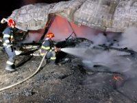 Incendiu la o biserică din Breaza de Sus