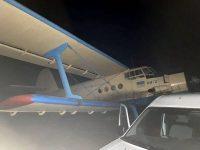 Un avion al contrabandiştilor a fost capturat în Republica Moldova, în baza informaţiilor operative din Ucraina