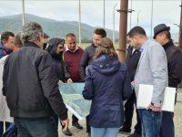 Gheorghe Flutur a convocat primarii şi şefii de instituţii, alături de proiectant, la discuţii despre centura oraşului Gura Humorului