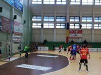 Nicio şansă pentru tinerii de la CSU II din Suceava în faţa experimentaţilor jucători de la Magnum Botoşani