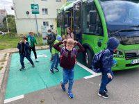 Primul program-pilot de transport şcolar în municipiul Suceava