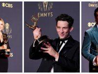 """Serialele """"The Crown"""" şi """"Ted Lasso"""" au câştigat principalele trofee"""