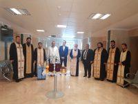 Sfinţirea noului Spital Municipal din Fălticeni