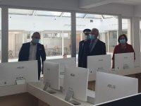 """Investiţii de peste 6 milioane de lei în săli de clasă şi laboratoare la CN """"Petru Rareş"""""""