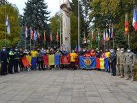 Ştafeta veteranilor Invictus a ajuns la Suceava