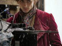 Iată-l pe Timothée Chalamet în rolul lui Willy Wonka!