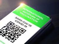 Poliţia avertizează asupra înşelăciunilor cu false certificate verzi de vaccinare anti-Covid