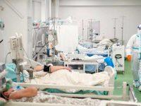 3.292 de cazuri active de Covid-19 în judeţ, 722 fiind tratate în spitale