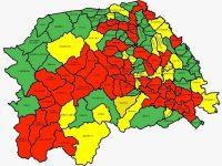 Cu 837 cazuri active, municipiul Suceava a depăşit incidenţa de 6 la mie !
