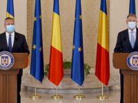 Nicolae Ciucă a fost desemnat candidat la funcţia de prim-ministru