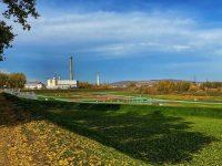 Noua zonă de agrement de pe malul râului Suceava a fost deschisă pentru public