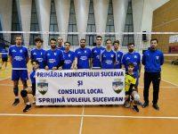 Bilanţ pozitiv pentru CSM Suceava după primul turneu din campionat